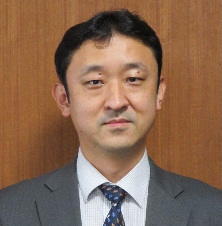 平塚勇司さんポートレート